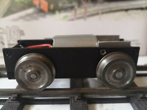 Garden Railway Sm32 & G 45mm, Pug Chassis For BEV or Small Loco 3V-12V motor.