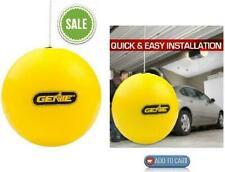 Indicador de aparcamiento Retráctil Amarillo bola compatible con todas las puertas de garaje Talla única