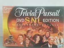 Trivial Pursuit SNL Saturday Night Live DVD Edition Trivia Game Adult 2004