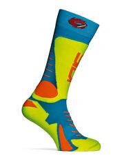 Sidi MX Socks Tony Fluo Blau-Gelb Grösse: L-XL