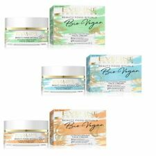 Eveline Bio Vegan Gesichtscreme Tages+Nacht Pflege 50 ml-verschiedene Sorten