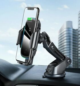 15W Wireless Charger Car Mount