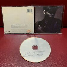 George Michael - Cowboys And Angels / CD 1991 656774-2 UK White Text / Very Rare
