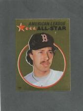 1982 O-Pee-Chee Baseball Sticker Jerry Remy #132 All-Star Foil Red Sox *MINT*