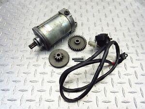 2000 99 00 Aprilia RSV1000 RSV 1000 Mille Starter Motor Starting Relay Idlers