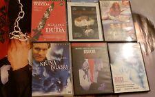 Michael Douglas 8 dvd INSTINTO BASICO + LA GUERRA DE LOS ROSES + NI UNA PALABRA