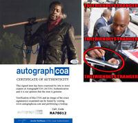 "DAVE CHAPPELLE signed ""SNL"" 8X10 PHOTO B - EXACT PROOF - NEGAN Walking Dead ACOA"