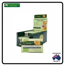 Australian by Nature Manuka Honey Soap 100g (9 pack)