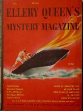 ELLERY QUEEN MYSTERY MAGAZINE 1952 JULY