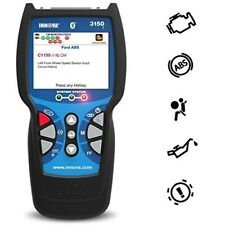 Innova 3150f Code Reader / Scan Tool with ABS/SRS and Bluetooth for OBD2 Vehicle