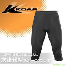 Koar BX700 Half Tights XL Black