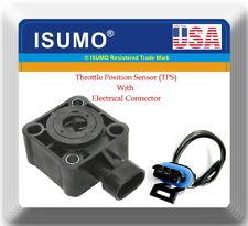 Throttle Position Sensor W/Connector Fits Dodge D250 D350 W250 W350 1989-1993