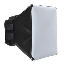 Camera Softbox Flash Diffuser for Nikon SB800 SB600 Canon 580EX 430EX SLR DSLR