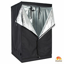 "48""x48""x78"" Reflective Indoor Grow Tent Room 600D Mylar Hydroponic Non Toxic Hut"