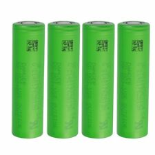 4 x SONY VTC6 18650 3000mAh High Drain Flat Top Rechargeable Battery Authentic