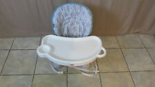 Fisher Price High Chair Booster Seat with Tray Model #Clr38