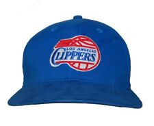 New Era Los Angeles Clippers Snapback Hat Cap - Blue