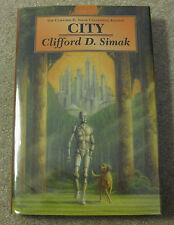 City by Clifford D. Simak, Centennial Edition, First Edition