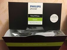 Philips Zoom! NiteWhite 22% Teeth Whitening x3 Syringes- Exp:2022 -1st Class Del