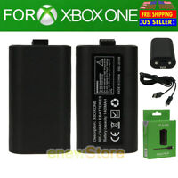 Rechargeable Battery Pack For Xbox One Wireless Controller 1400mAh Brand New