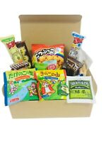 Japanese Snacks And Candies 20 Piece Box Snacks Sweets Delight Momonga's Choice!
