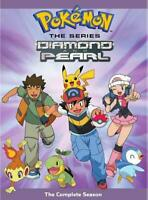 POKEMON THE SERIES: DIAMOND AND PEARL: THE COMPLETE COLLECTION NEW DVD