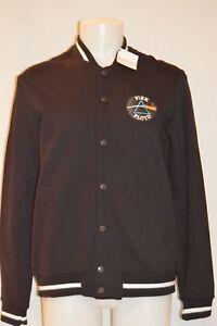 ELEVEN PARIS Man's PINK FLOYD Button Up Jacket Coat NEW Size Medium  Retail $198