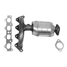 Exhaust Manifold with Integrated Catalytic Converter Front fits 04-09 Spectra L4