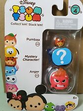 Disney Tsum Tsum New Series 4 Anger Mystery Character Pumbaa Collectible