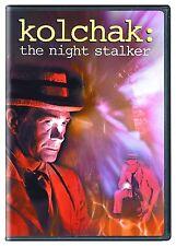 Kolchak: The Night Stalker (5 DVD Set) Complete 1974-1975 Series  *Not Imported*