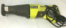 Ryobi RJ186V 12 Amp Variable Speed Corded Reciprocating Saw, VG