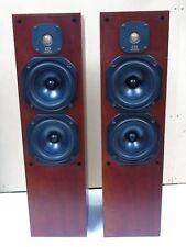 Monitor Audio 14 Gold Series II Rosewood Bi-Wire Floor Standing Loud Speakers