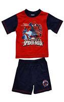Garçon Officiel Spiderman Short Pyjama 3 ans à 10 An