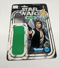 1977 Star Wars Kenner Han Solo Cardback great condition