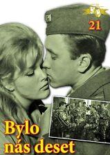 We Were Ten (Bylo nas deset) DVD box edition 1963 English Subtitles