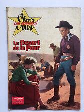 STAR CINE AVENTURES N°32 .. JANVIER 1960 / LE DESERT DE LA PEUR ... KIRK DOUGLAS