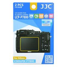JJC LCP-P7800 LCD Guard Film Camera Screen Protector for NIKON P7800 P7700