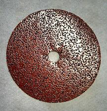 "Floor Sander Sandpaper - Edger Discs - 7"" x7/8"" 20 grit"