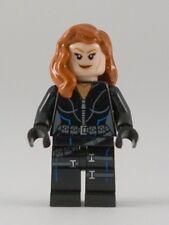 Lego 6869 - Super Heroes - Black Widow Mini Fig / Mini Figure
