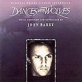 1 CENT CD Dances with Wolves [2004 Bonus Tracks] [Remaster] SEALED/JOHN BERRY