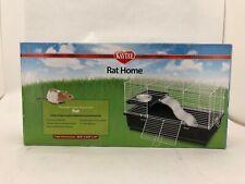 "Kaytee Rat Home | Habitat | 25.5"" x 14"" x 12.5"" | Pet Cage"