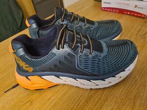 Hoka One One Gaviota Mens Running Shoes Trainers UK Size 11 EU 46 less that 100k