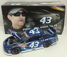 Aric Almirola #43 Air Force 2015 1/24 Scale NASCAR Diecast - NEW!