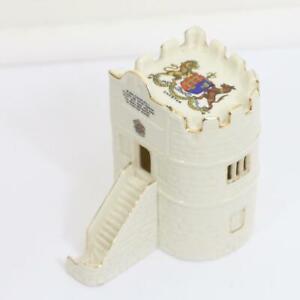 Crested china / goss  King Charles I Rowton Moor Tower Chester Warwick China
