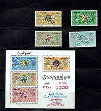 Briefmarken Olympische Spiele Somalia postfrisch