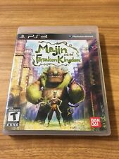 COMPLETE Majin and the Forsaken Kingdom (Sony PlayStation 3, 2010) PS3