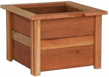 Wood Planters Boxes