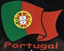 Portugal Pride Portugal National Flag Car Decal Sticker