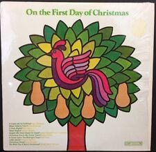 On the First Day of Christmas - EX Vinyl LP - Carol Burnett Peter Nero + More