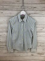 JACK WILLS Shirt - Size UK10 - Striped - Great Condition - Women's